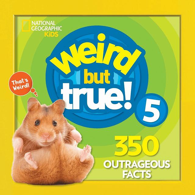 Nat Geo Kids Weird But True 5