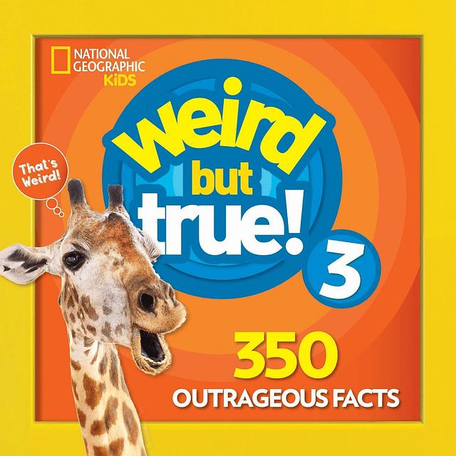 Nat Geo Kids Weird But True 3