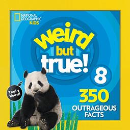 Nat Geo Kids Weird But True 8