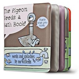 This Pigeon Needs A Bath Book