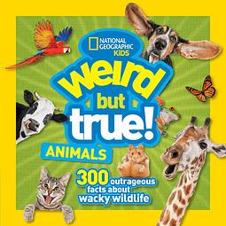 Nat Geo Kids Weird but True Animals