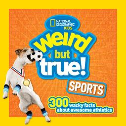 Nat Geo Kids Weird but True Sports