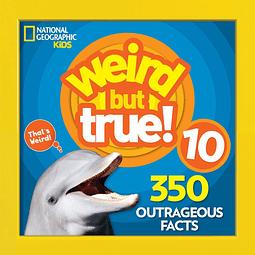 Nat Geo Kids Weird But True 10