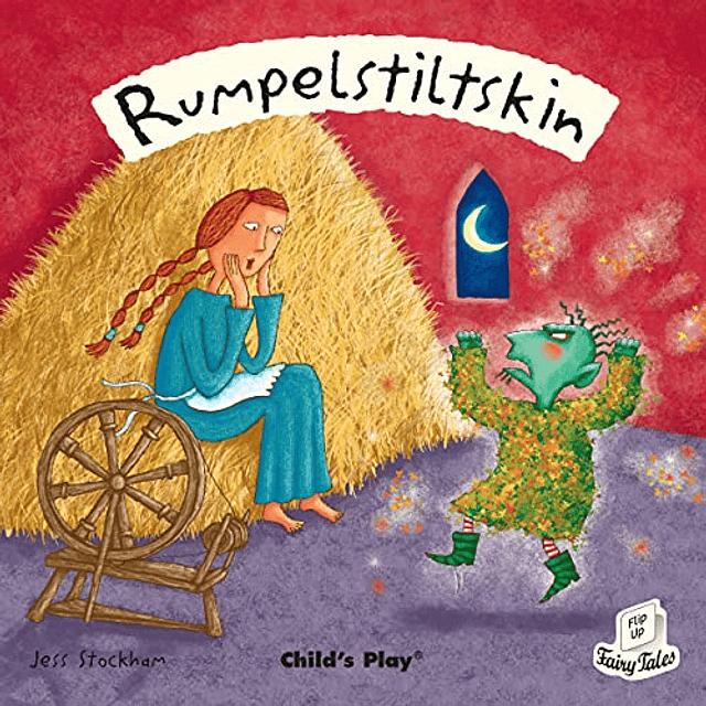 Flip Up Fairy Tales Rumpelstilskin