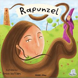 Flip Up Fairy Tales Rapunzel