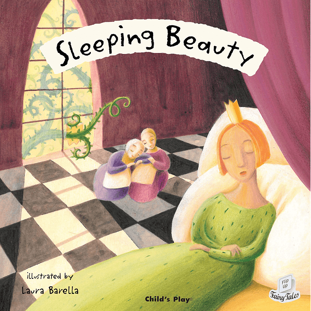 Flip Up Fairy Tales Sleeping Beauty