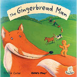 Flip Up Fairy Tales The Gingerbread Man