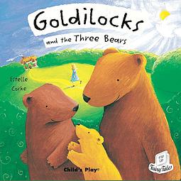 Flip Up Fairy Tales Goldilocks And The Three Bears