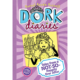 Dork Diaries 8 Tales From a Not So Happily Ever After