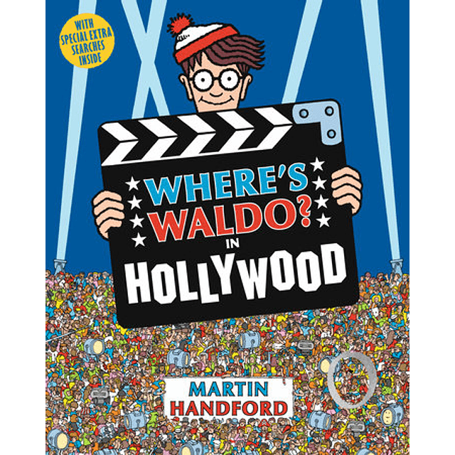Where Is Waldo In Hollywood