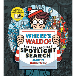 Where's Waldo Spotlight Search