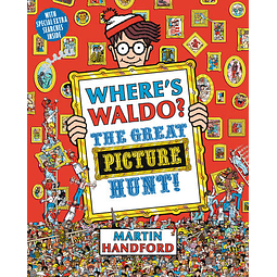 Where Is Waldo The Great Picture Hunt