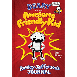 Diary of an Awesome Friendly Kid Rowley Jefferson's Journal