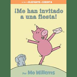 Elefante y Cerdita Me han invitado a una Fiesta!