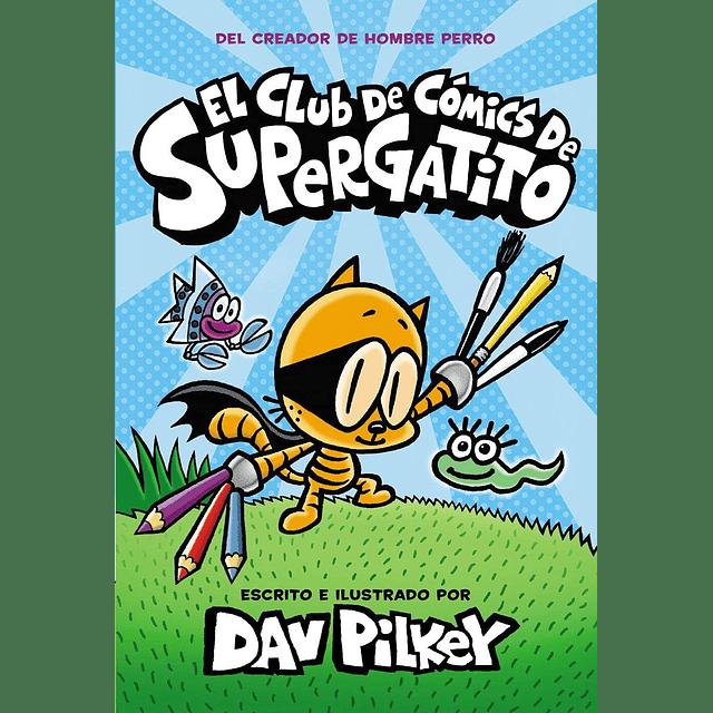 El Club de Cómics de Supergatito