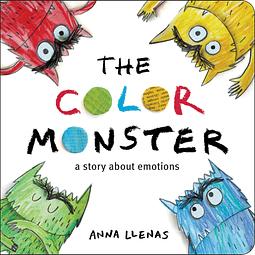 The Color Monster Boardbook