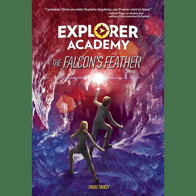 Explorer Academy Book 2 The Falcon's Feather