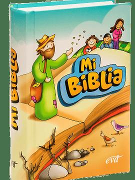 Mi Biblia (Infantil)