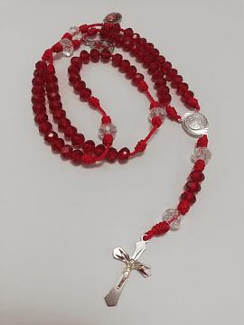 Rosario de la sangre de Cristo en Plata
