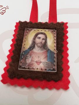 Escapulario del Sagrado Corazón