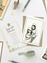 Postal Familia de Nazaret - Sagrada Familia