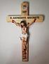 Crucifijo de Jesucristo Agonizante