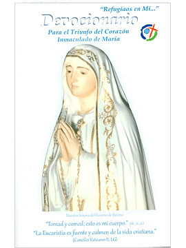Devocionario para el Triunfo del Corazón Inmaculado de María Santisima