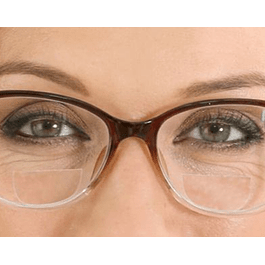 Bifocal invisible RDA SAS + Anti reflejo básico