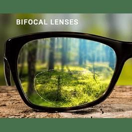 Bifocal invisible RDA SAS + Anti reflejo blue