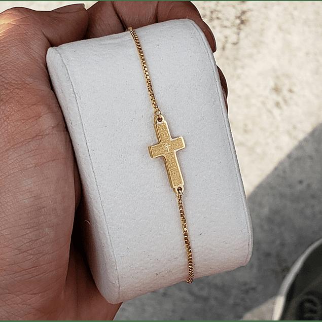 Brazalete cruz