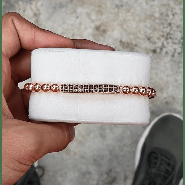 Brazalete diamond plate