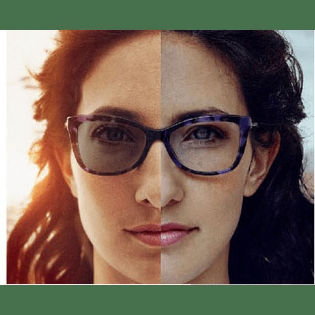 Transitions + Anti reflejo Clarity