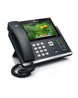 Yealink SIP-T48G - Ultra-elegant  Gigabit IP Phone