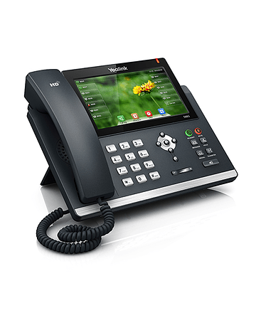 Yealink SIP-T48S - Ultra-elegant  Gigabit IP Phone