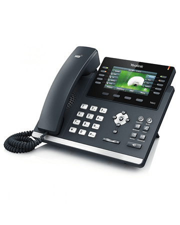 Yealink SIP-T46G - Ultra-elegant  Gigabit IP Phone