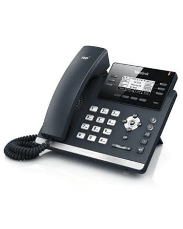 Yealink SIP-T42G - Ultra-elegant Gigabit IP Phone