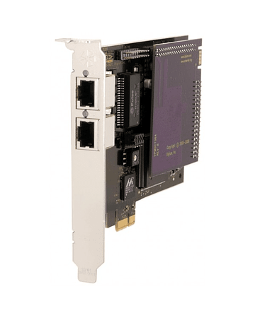 Digium TE220B DUAL SPAM PCI EXPRESS CON CANCELADOR DE ECO