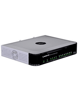 Cisco SPA8800 - IP Telephony Gateway with 4 FXS and 4  FXO