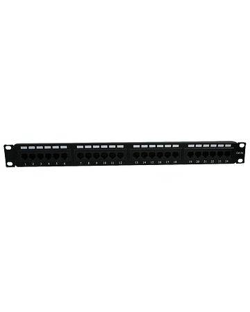 NEXXT Patch Panel CAT 5E 24P