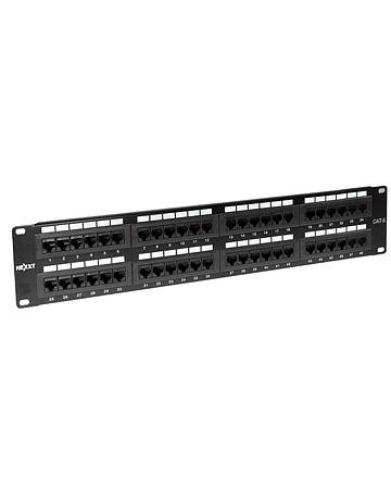 NEXXT Patch Panel CAT 6 48P