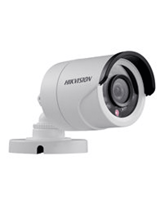 Hikvision Bullet Turbo 1080p Lente Fijo 2.8mm IP66 IR 20 mt.