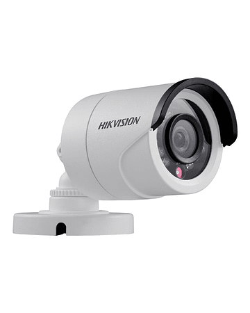 Hikvision Bullet Turbo 1080p Lente Fijo 2.8mm IP66 IR20m Metalica