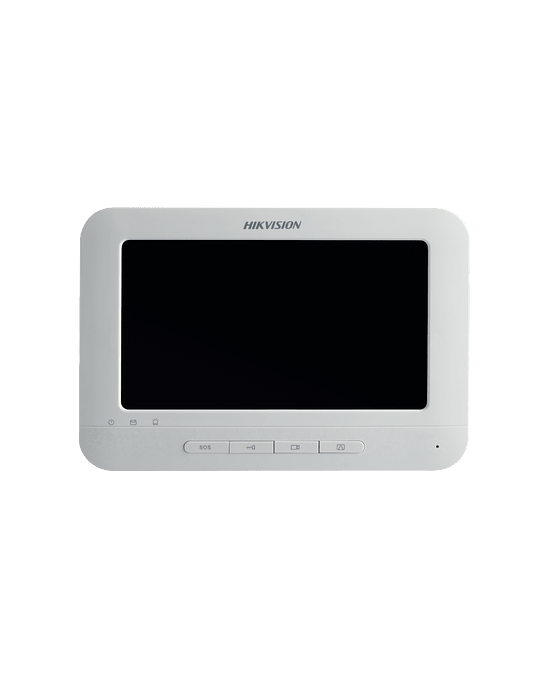"Hikvision Monitor Interior Opc. Wifi 7"" Touch Audio Bidireccional"