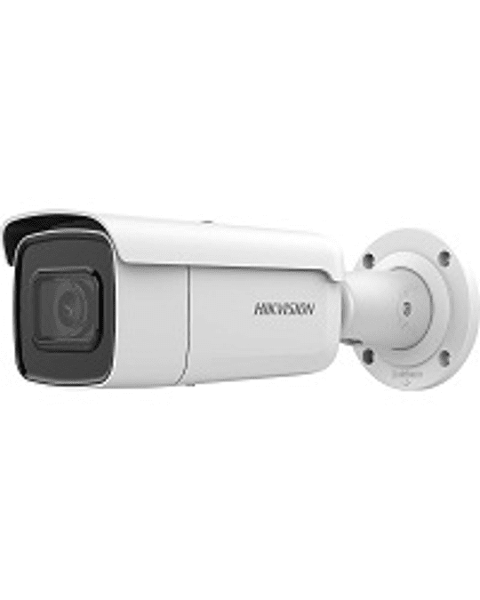Hikvision Cámara Bullet IP 2MP IK10 IP67 WDR IR 50mt POE VF2.8-12mm H265+
