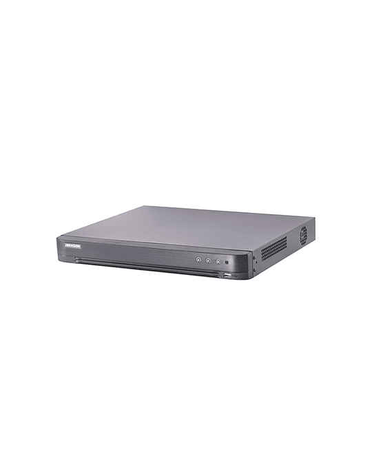 Hikvision DVR 720/1080p Lite 32ch+2IP 2HDD H265+ 1MP/2MP: 15fps/s