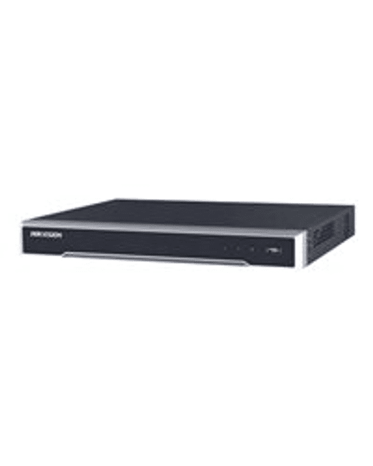 Hikvision NVR 16CH POE 300m 160Mbps H265+/H265/H264 2HDD No Incl.
