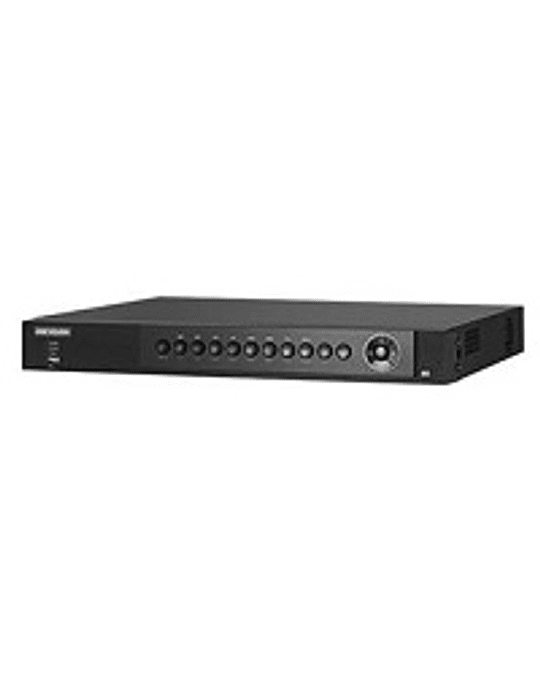 Hikvision Turbo DVR 1080p 16CH+2IP 2HDD H265+ 1920x1080p:25fps/ch