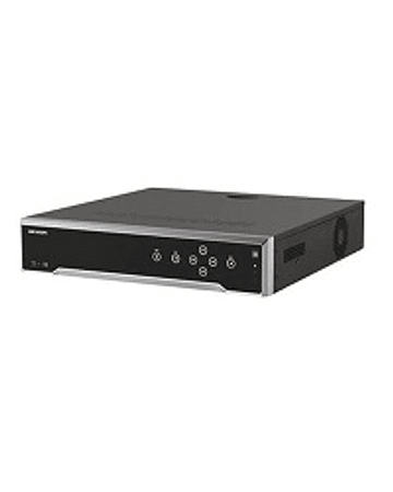 Hikvision NVR 32ch/16ch POE 256Mbps 4HDD (HDD no incl.)