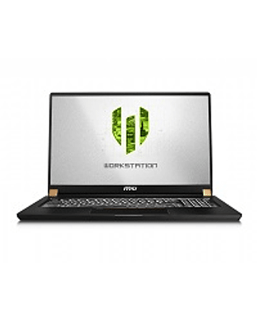 MSI WS75 10TK Workstation i7-10875H QuadroRTX3000 512GB 32GB