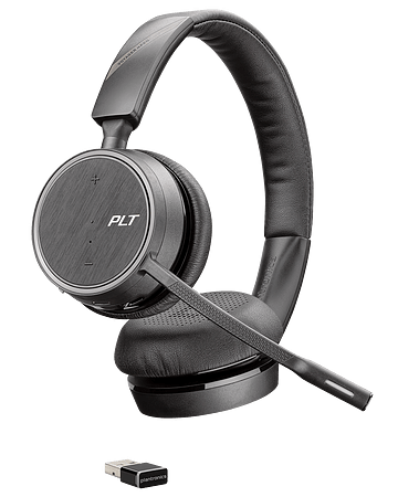 Poly Auriculares VOYAGER 4220 UC, USB-A